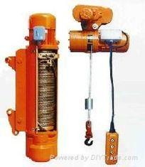 CD1型3吨电动葫芦