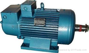 JZR2冶金起重电机 1