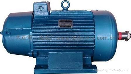 JZR2系列冶金起重电机 1