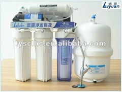 5 stage RO water filter