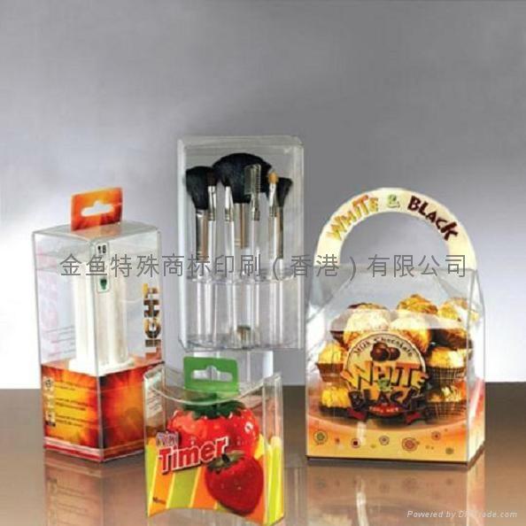 精美小包裝彩盒(紙類/PVC/PET/PP) 4
