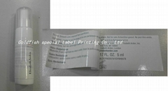 Double-layer label