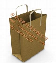 生產外貿牛皮紙袋