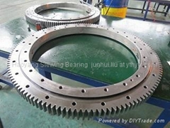 50Mn Single-row Ball Slewing Bearing 011.30.0710