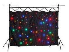2*3M LED STAR CURTAIN