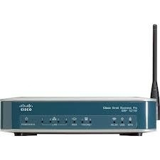 Cisco SRP 547W Wireless Router