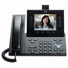 Cisco IP Phone CP-9951-C-CAM-K9 Cisco IP video phone