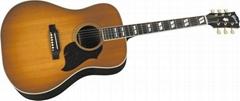 Gibson Hummingbird Artist Acoustic-Electric Guitar