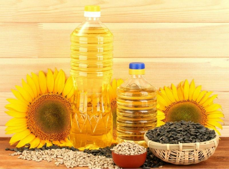 Sunflower Cooking Oil 1