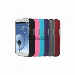 For Samsung phone Case:For Samsung Galaxy S3 PC Case:For Samsung I9300 case
