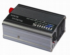 Power inverter charger
