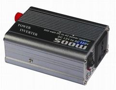 Power inverter charger