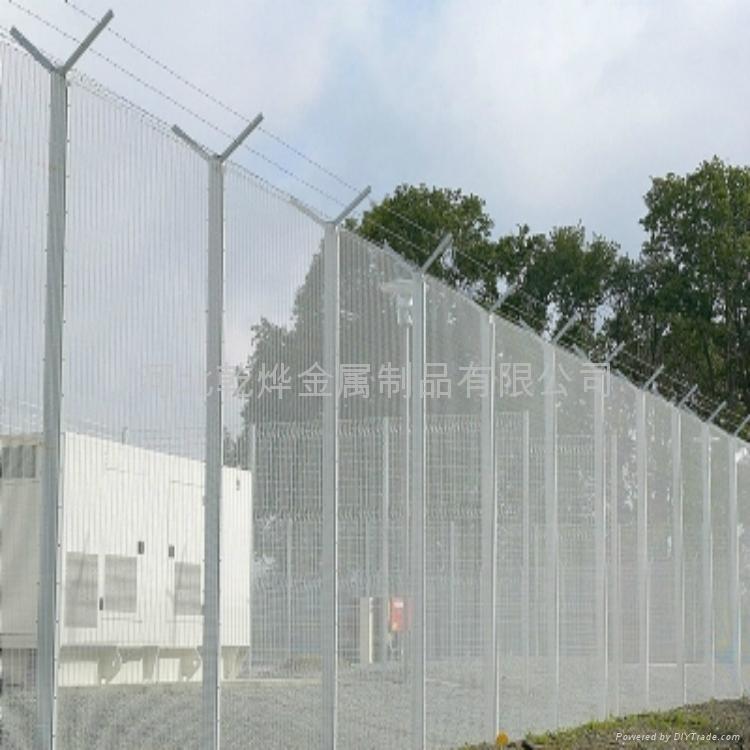 機場防爬網 1