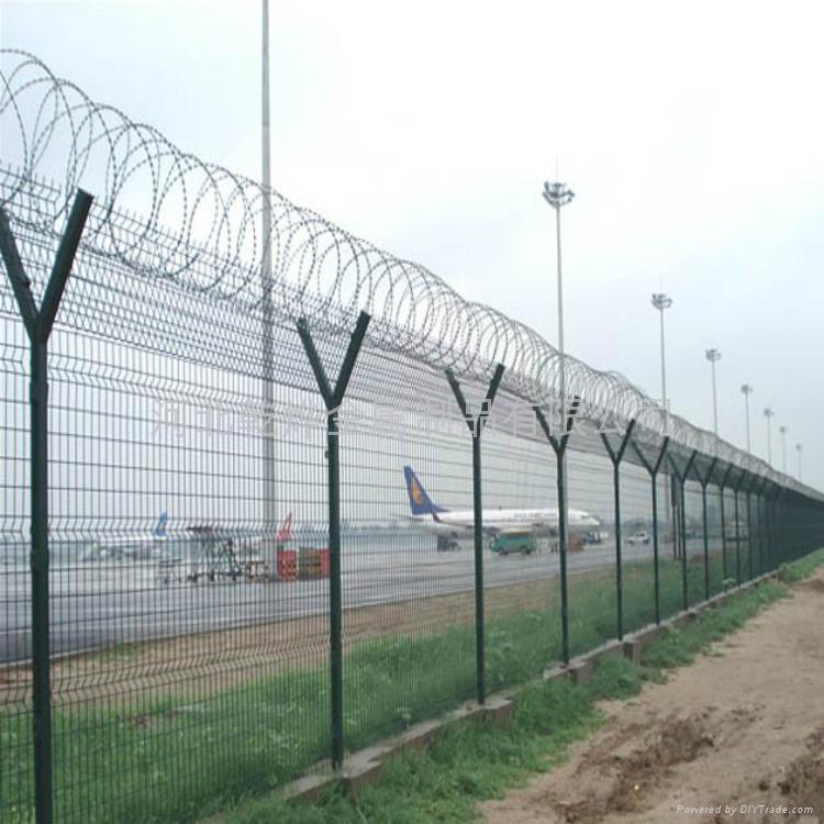 機場防爬網 2