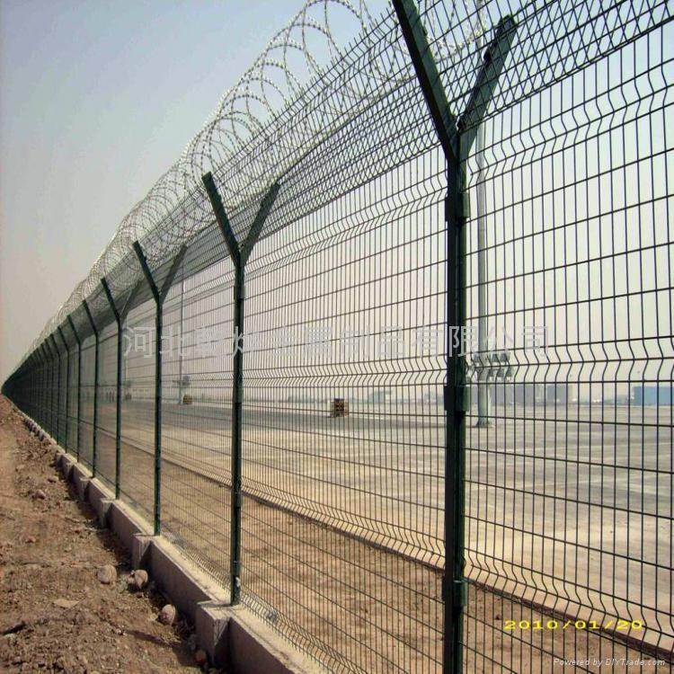 機場防爬網 3
