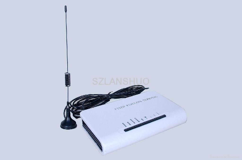 GSM无线固定台 1