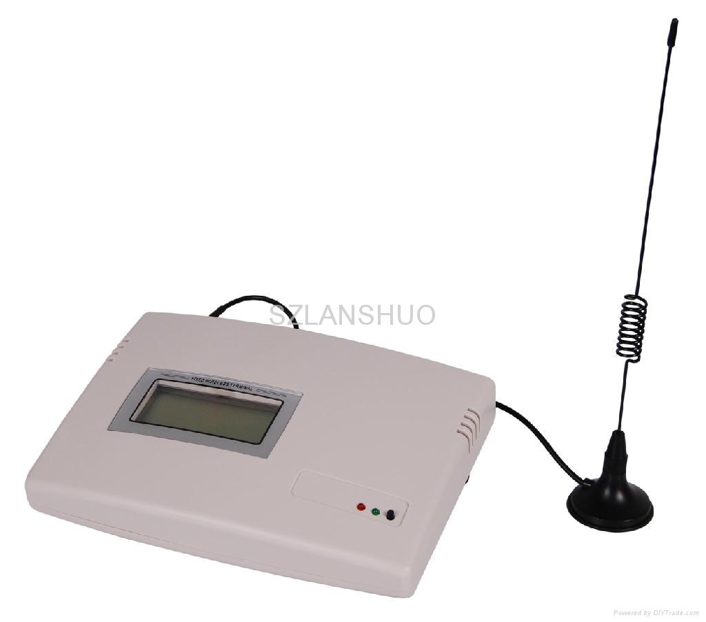 GSM无线接入平台 1