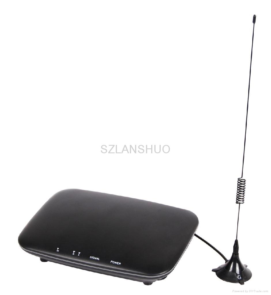 GSM无线接入平台 5