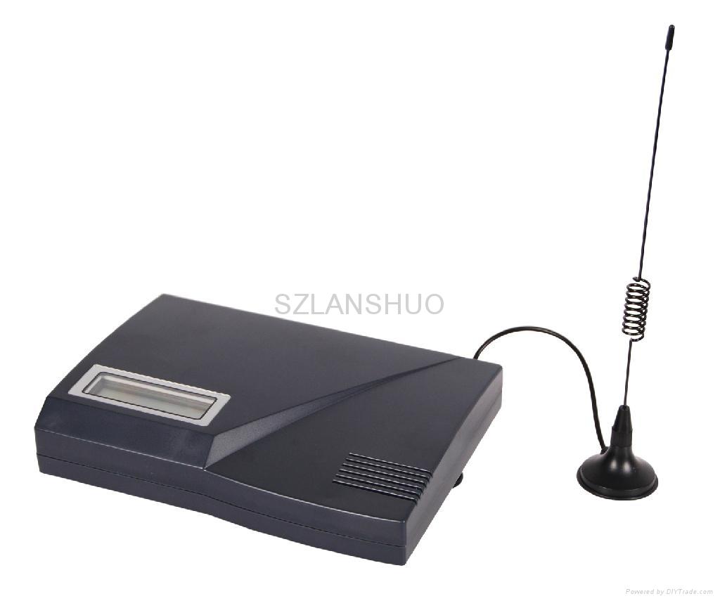 GSM无线固话平台 4