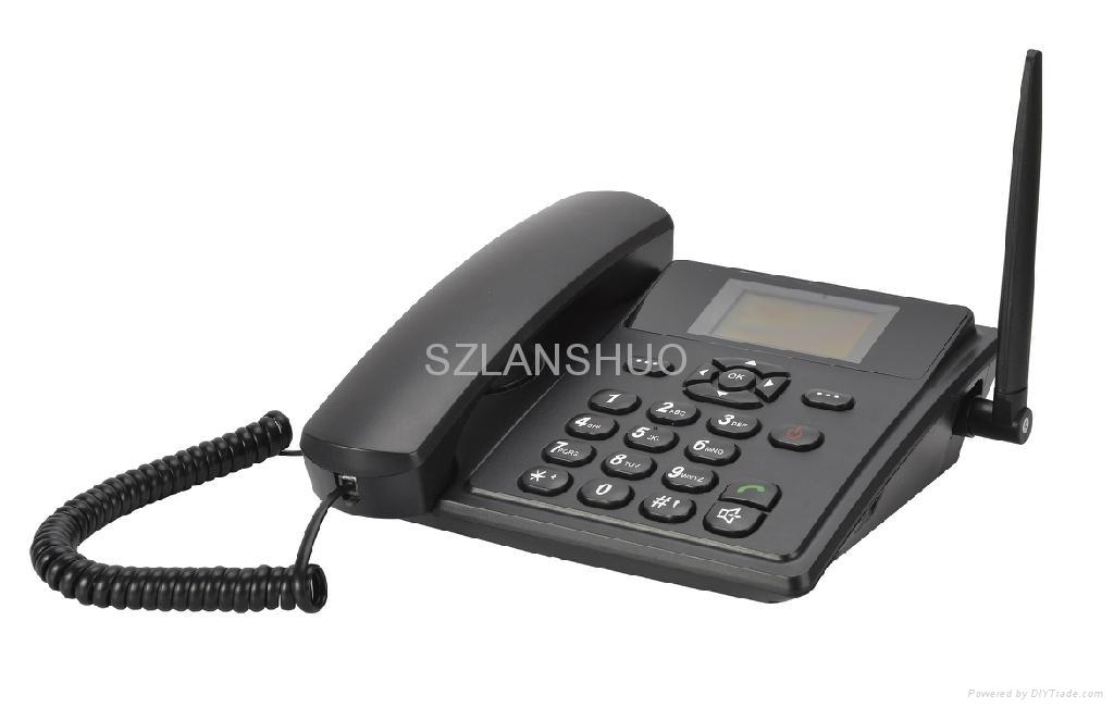 GSM无线公话 3