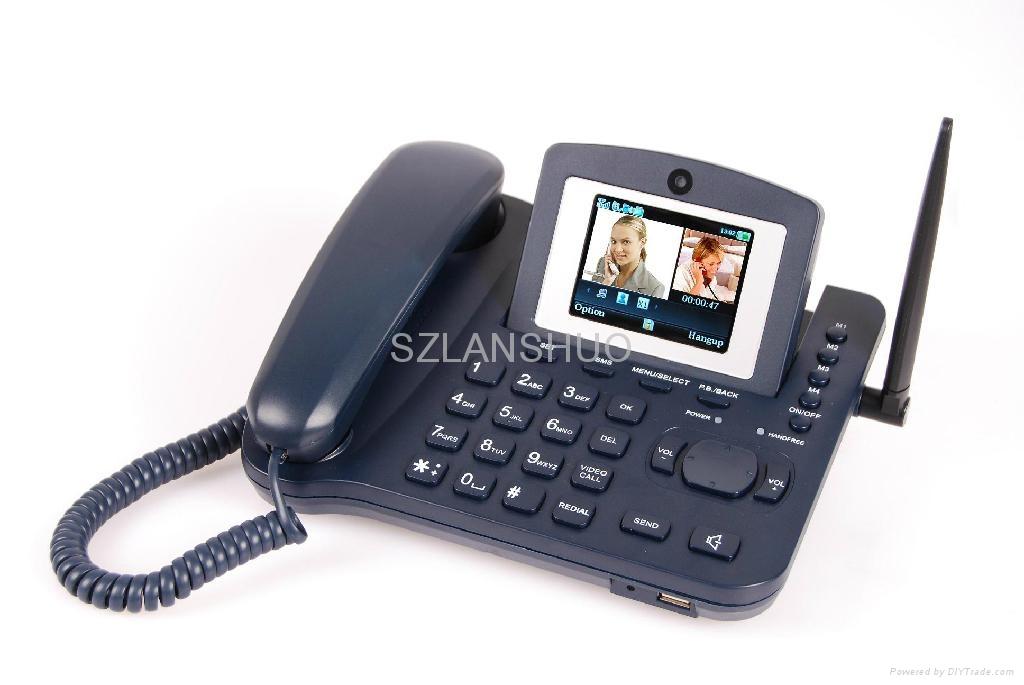 GSM无线公话 5