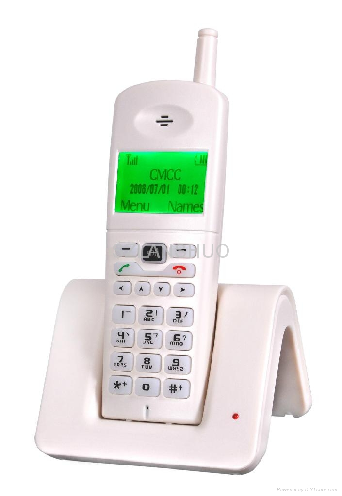 GSM无线固定电话 5