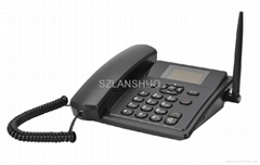 GSM网络无线固定电话