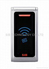 Metal waterproof RFID card reader /Access controller