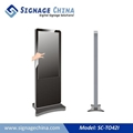 SC-TO42I Full HD Floor Standing Touch LCD Media Player