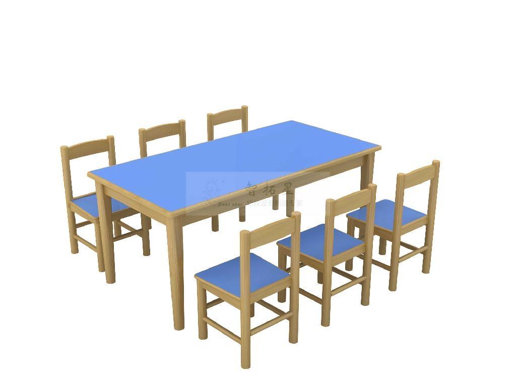 幼儿园家具 1