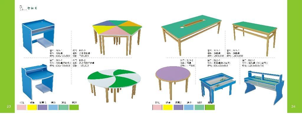 幼儿园家具 5