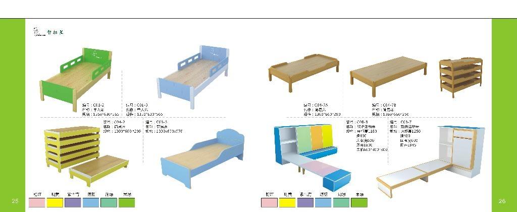 幼儿园床 5