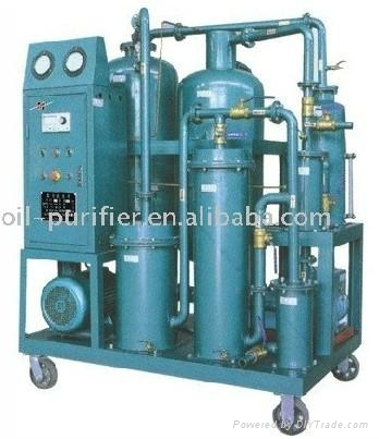 TPF Oil Filtration Machine 1