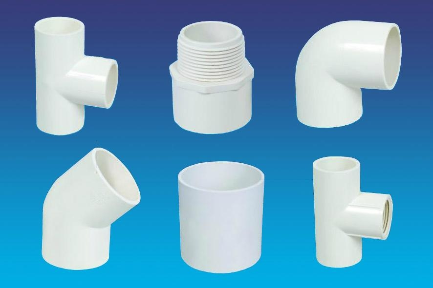 Plastic injection mold for pvc pipe fitting jw