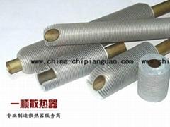 铜铝翅片管