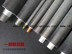 雙金屬擠壓翅片管
