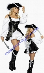 Sexy Pirate Costumes