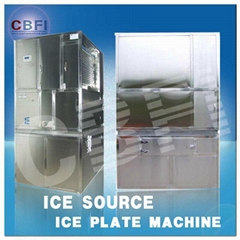 Commerical ice plate maker with CE approved