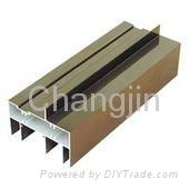 6061 aluminum extrusion profile