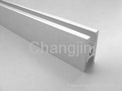 6005 aluminum extrusion profile