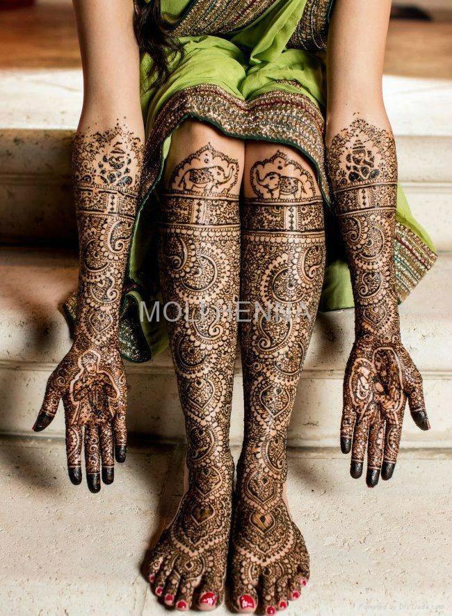 Body Art Henna 1