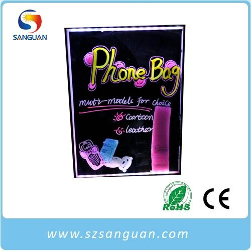RGB Sign led AdvertisingBoard/ writing board/ message board