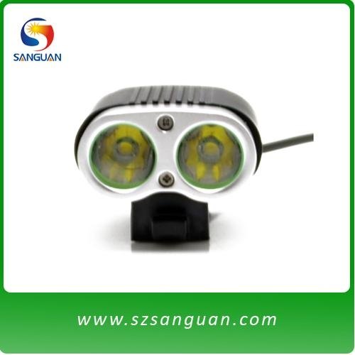 Sanguan newest type cree xml t6 led hea