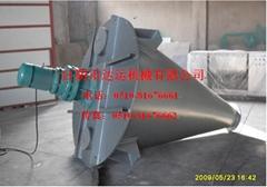 SHJ-500双螺杆锥形混合机