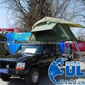 4wd camping car roof top tent