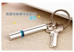 bx-1-01香煙型除靜電鑰匙扣
