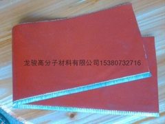 耐高温防腐硅胶布
