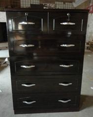 Six drawer cabinet