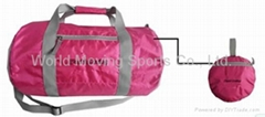 2013 fashion light foldable travel bag
