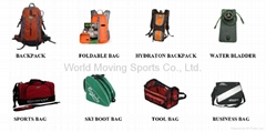 2013 Promotion kids Travel Bag backpack ski bag shoulder bag hyrdation backpack